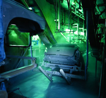 UF21 - Industrial processE-Coat Paint