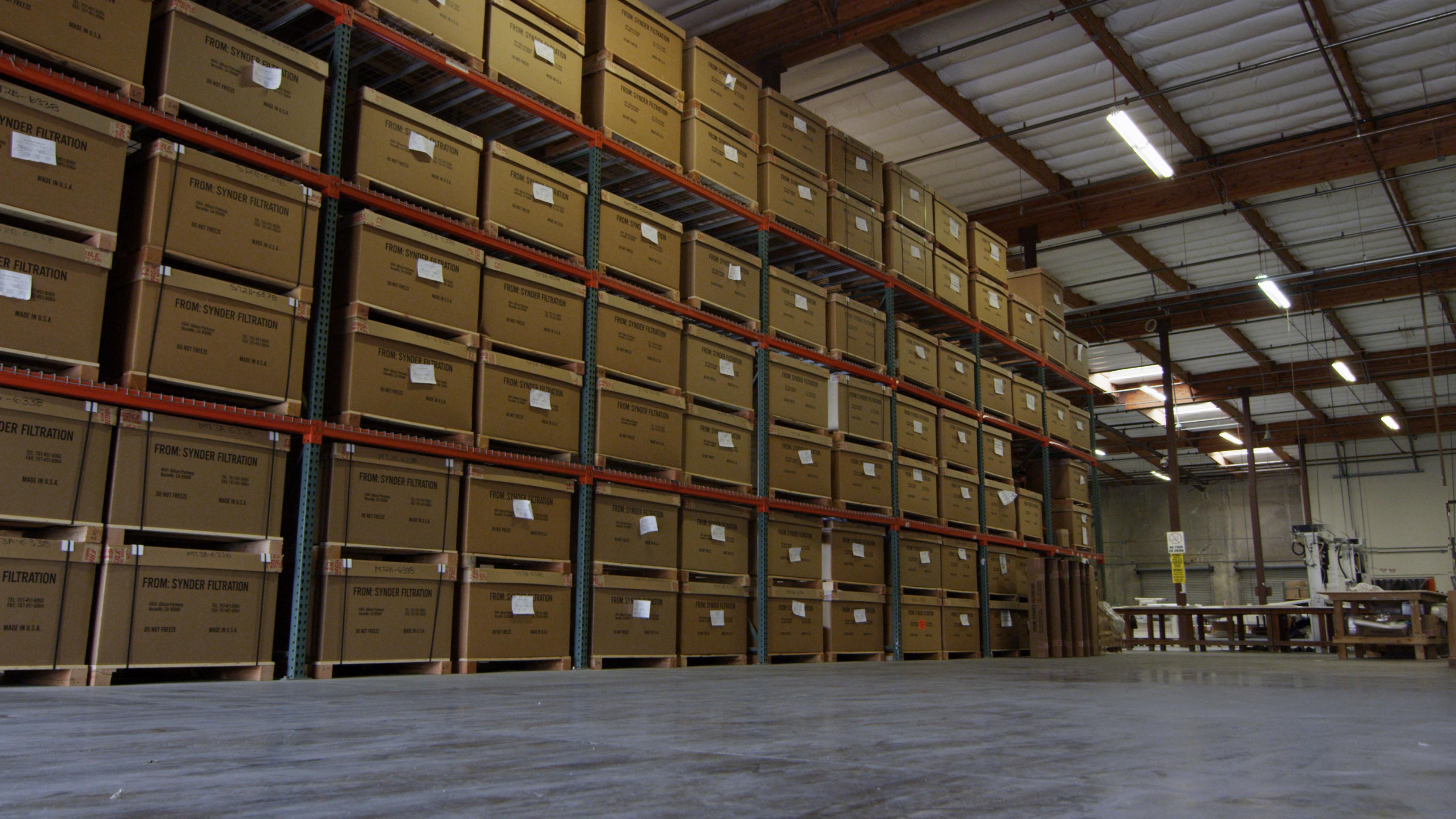 MF - Fully Stocked Inventory